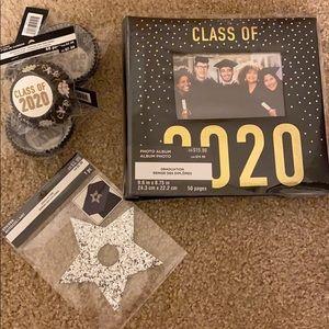 Class of 2020 Graduation Memorabilia & Photo Album